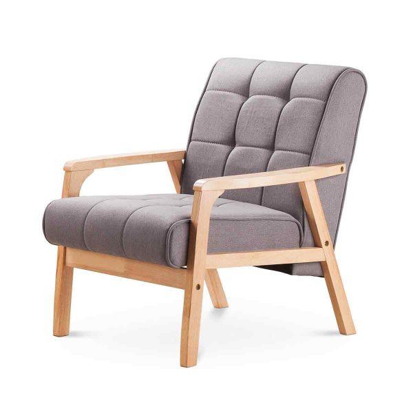 Wooden armchair 1