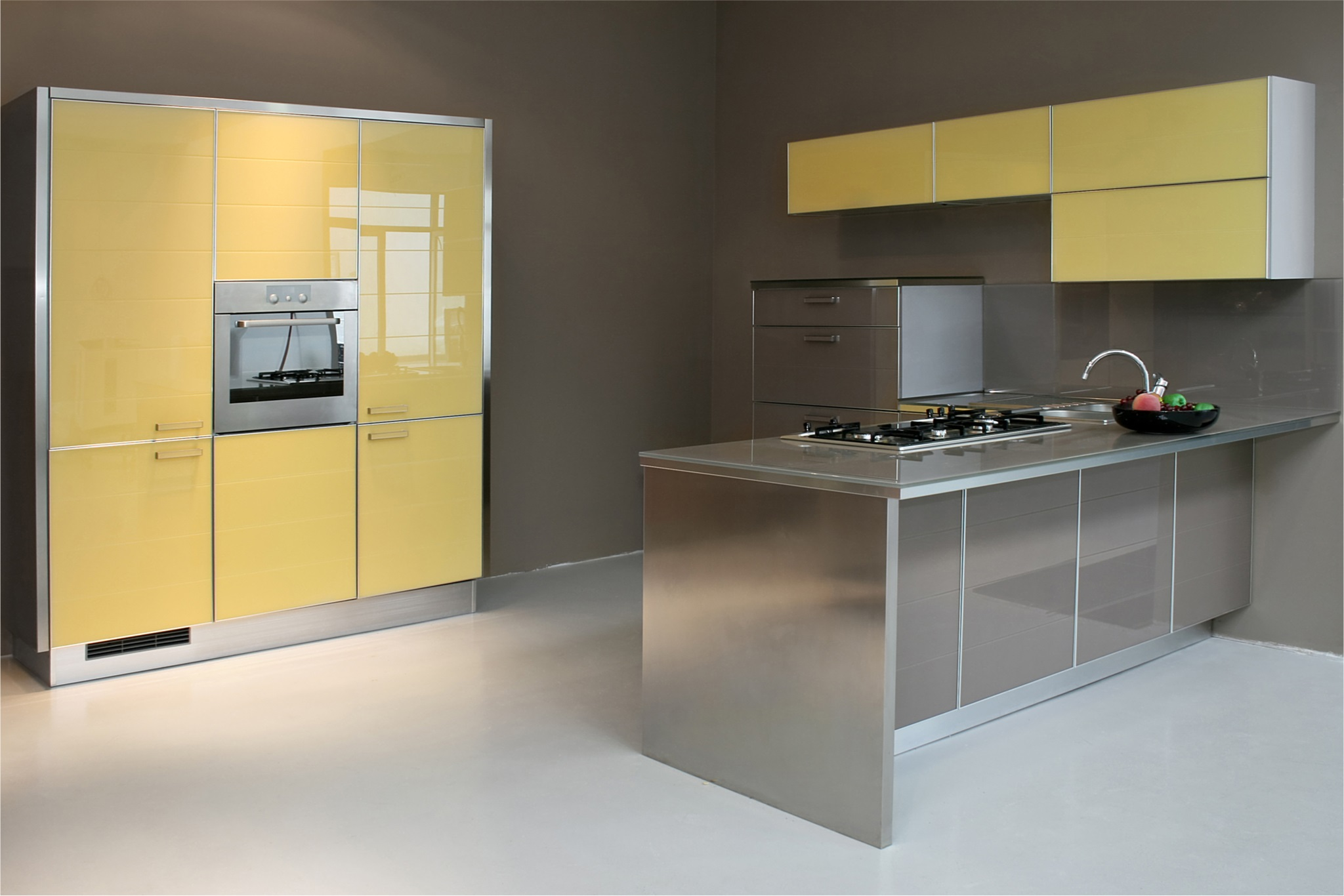 stainless steel modular kitchen hyderabad